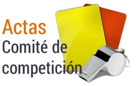 Comité de competición – Acta 30