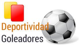 Goleadores Deportividad Fútbol Sala Senior Grupo B